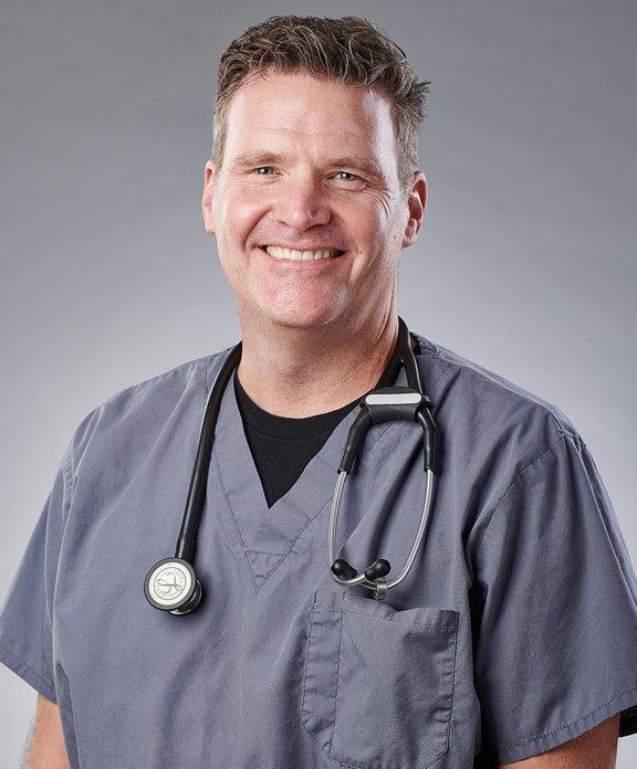 Dr. Sheldon Padgett, DVM, MS, DACVS